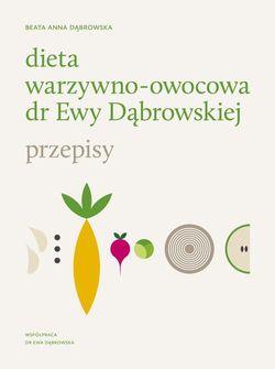 Dieta dąbrowskiej - książka z przepisami